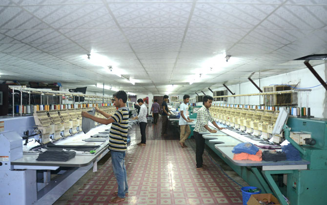 Atlas Textiles - Manufacturer & Exporter of Knitted Garments